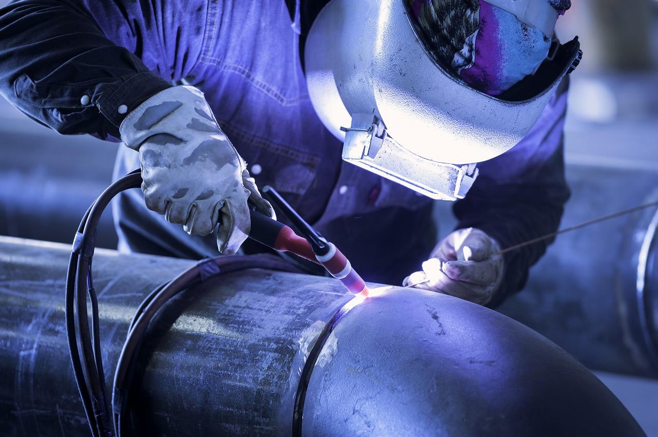 有限会社共進工業で溶接、ガス切断、玉掛けの技術を手に入れよう!